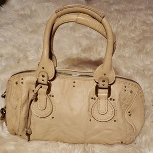 AUTHENTIC RARE chloe paddington bag EUC